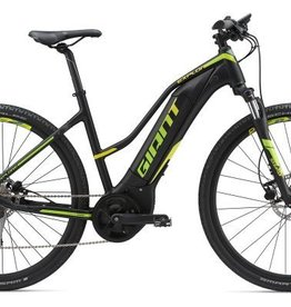 Giant Giant Explore E+ Electric Bike 3 Step-Thru 20 MPH