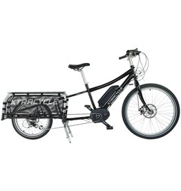 "Xtracycle EdgeRunner 8e Electric Cargo Bike 16.5"" (S/M)"