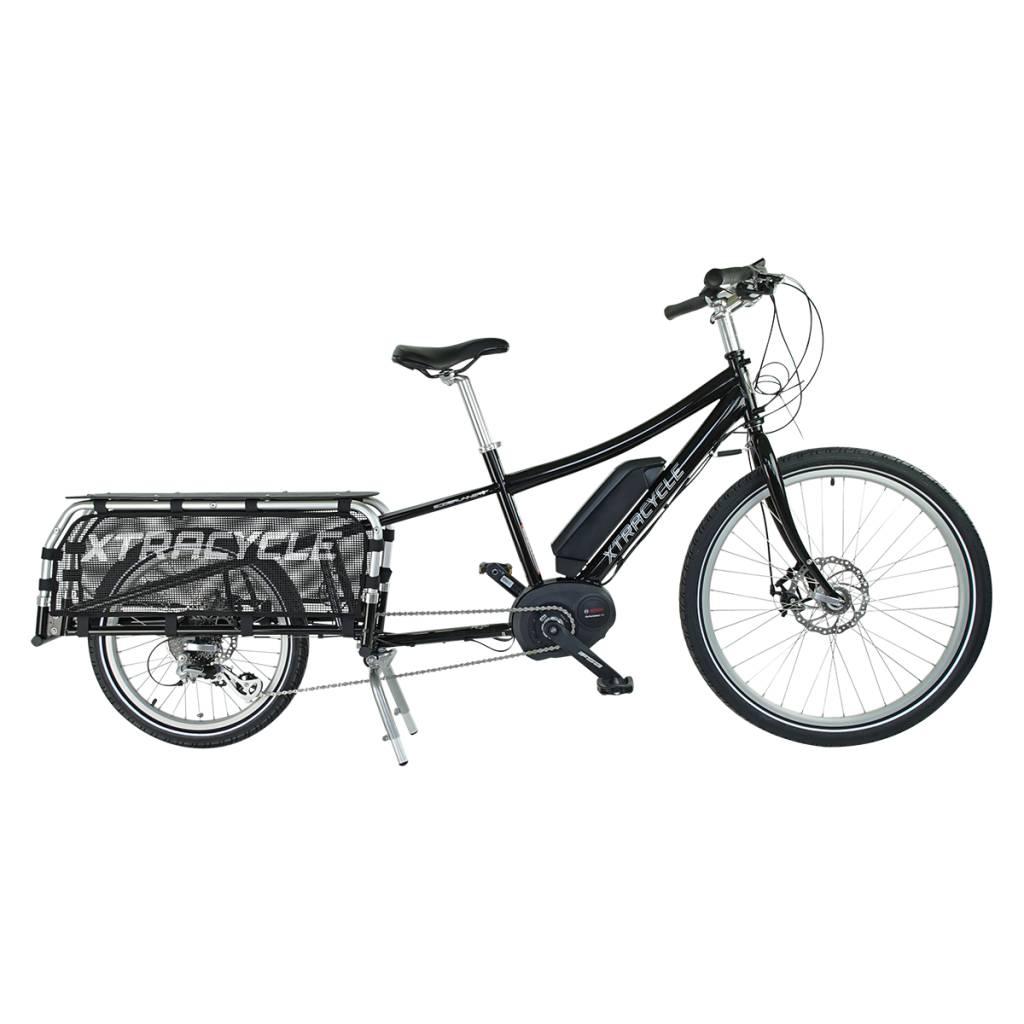 "Xtracycle EdgeRunner 8e Electric Cargo Bike 16.5"" (S/M)"