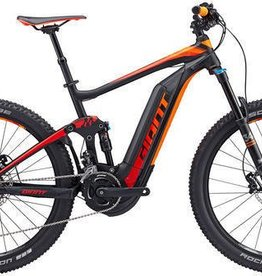 Giant Giant Full-E+ 1 20mph L Black/Neon Red/Orange