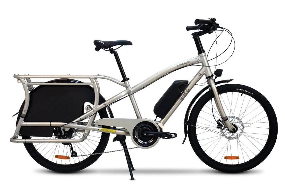 Yuba Yuba E Boda Boda STePS E6000 Electric Cargo Bike