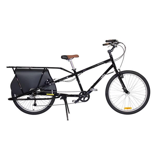 Yuba Mundo V4 Classic Cargo Bike Black