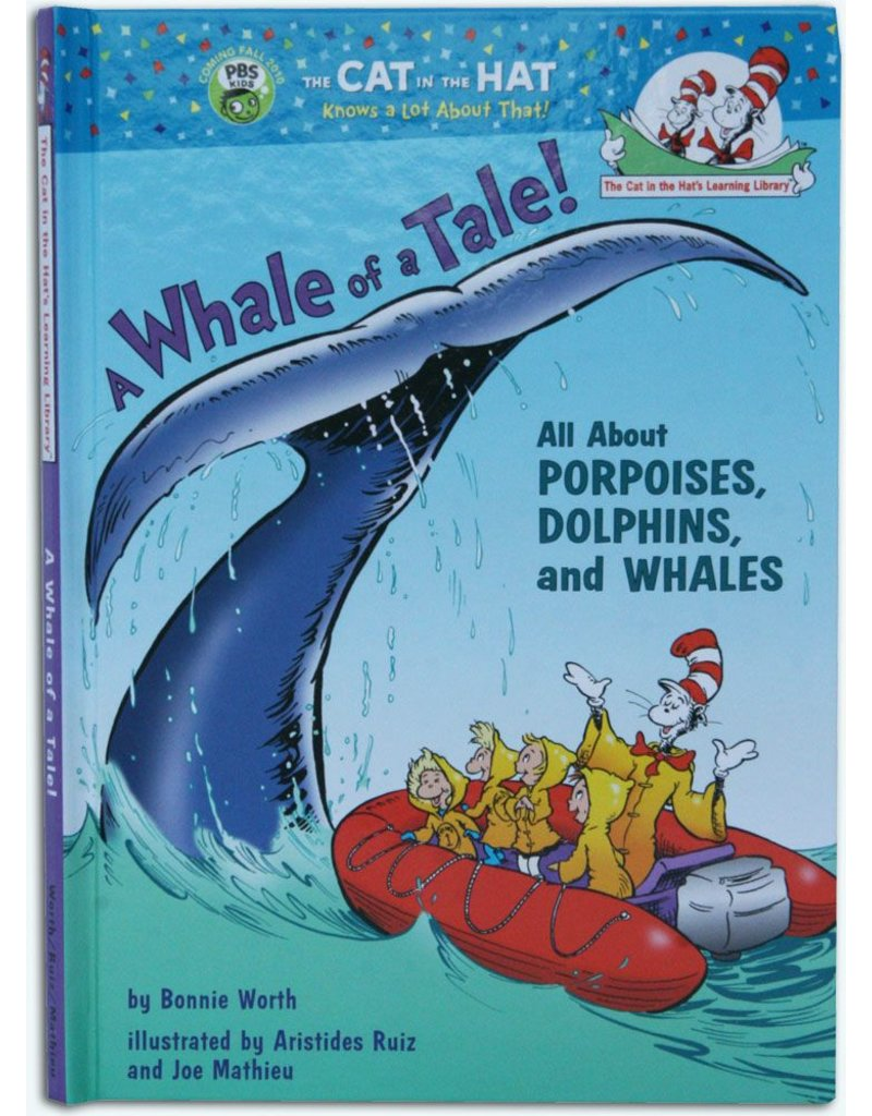 Books A Whale of a Tale