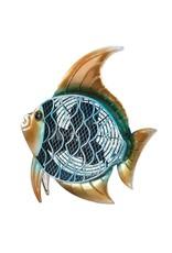 Souvenirs Tropical Fish Fan