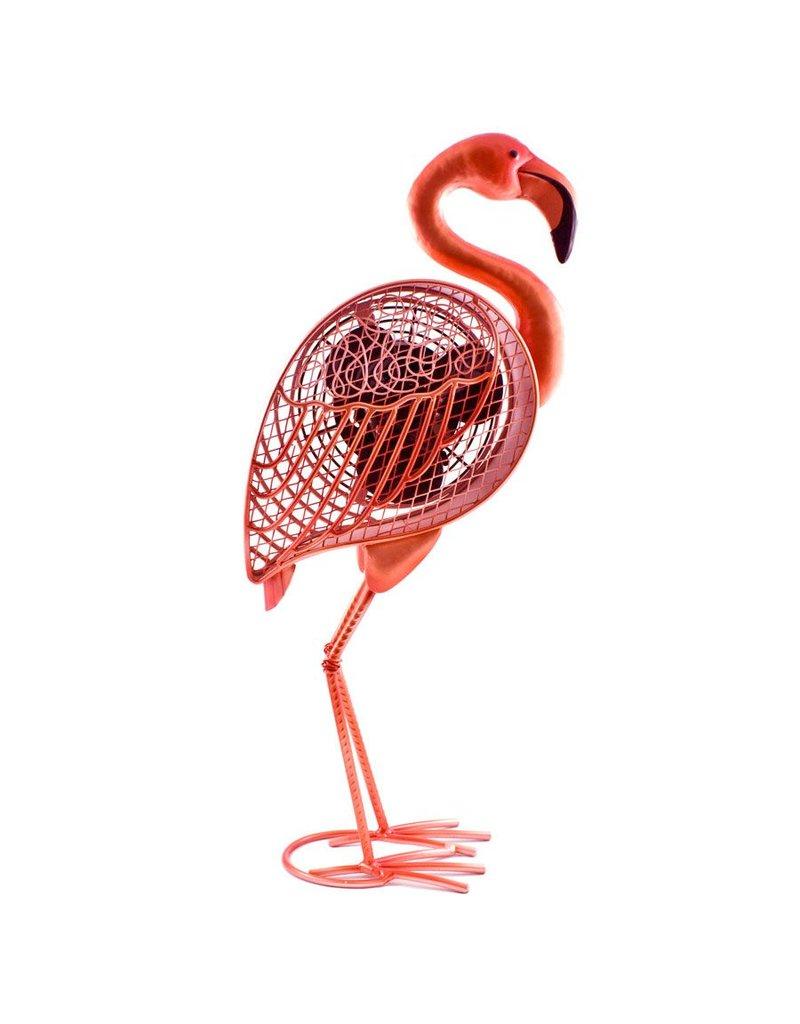 Souvenirs Flamingo Fan