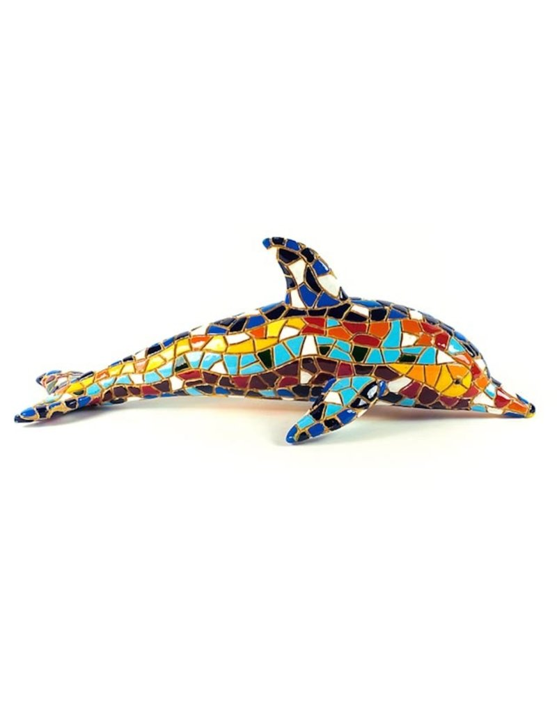 Souvenirs Barcino Dolphin Magnet