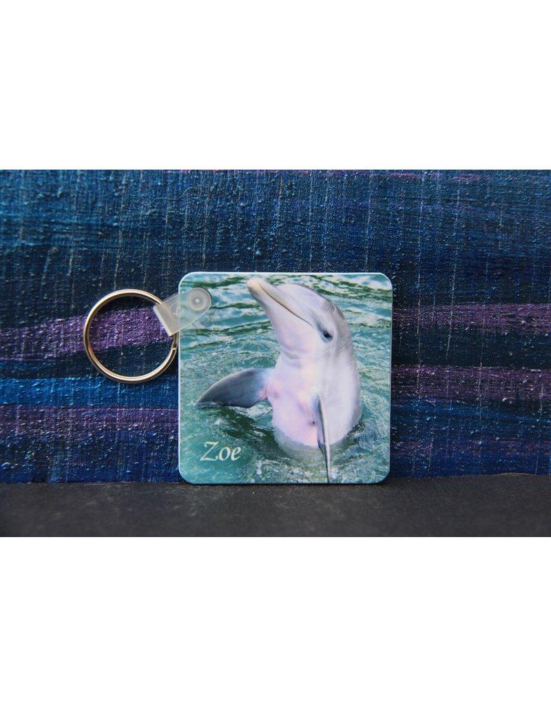 Souvenirs Zoe Key Chain