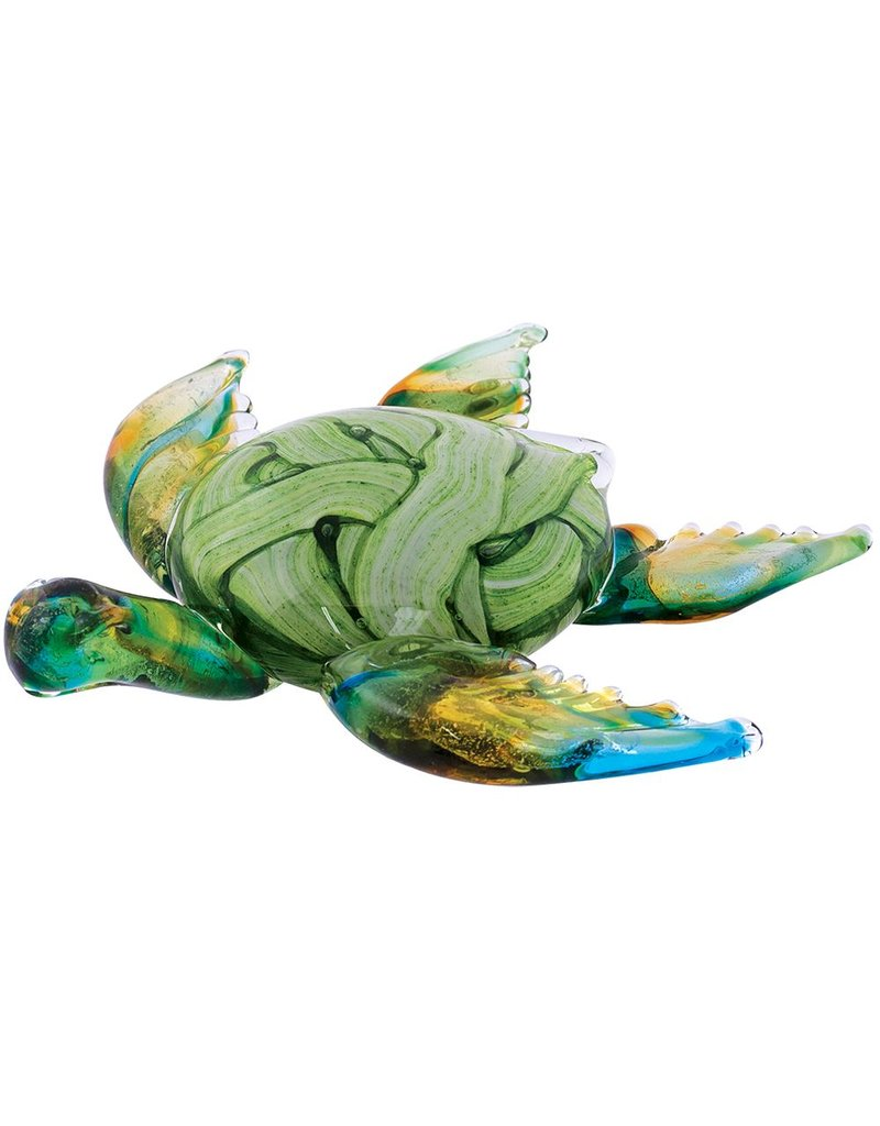 Souvenirs 10' Glass Turtle