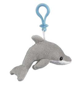 "Toys & Plush 5"" Clip Dolphin"