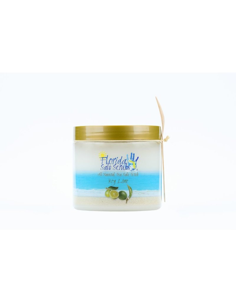 Apparel & Accesories Key Lime Salt Scrub 24 oz