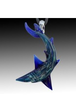 Jewelry Glass Shark