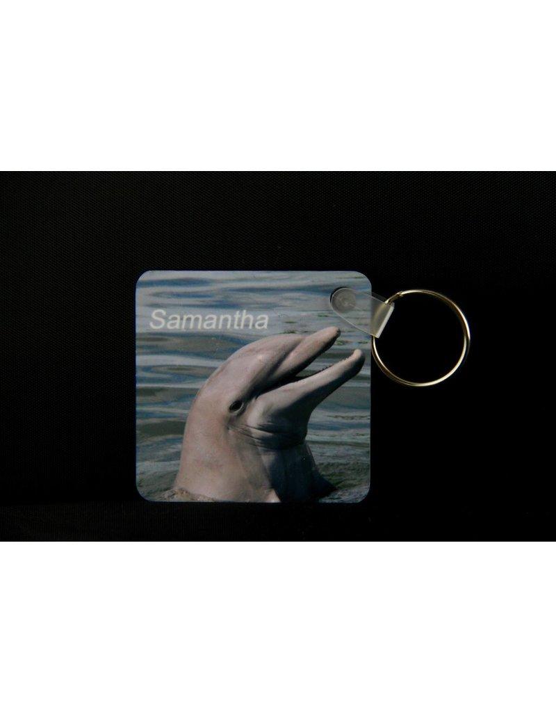 Souvenirs Samantha Key Chain