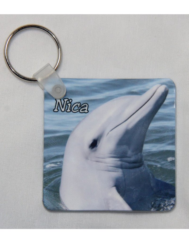 Souvenirs Nica Key Chain