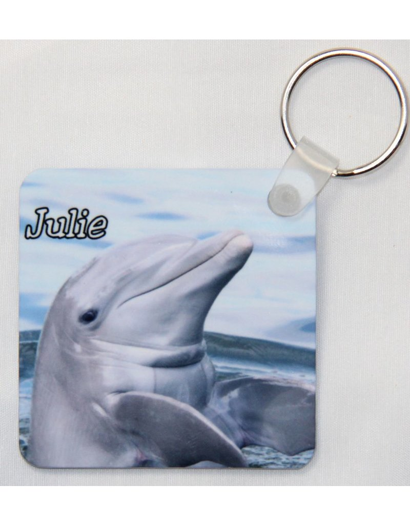 Souvenirs Julie Key Chain