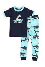 Apparel & Accesories Shark PJ Set