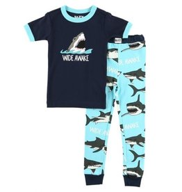 Apparel & Accesories Shark PJ Set
