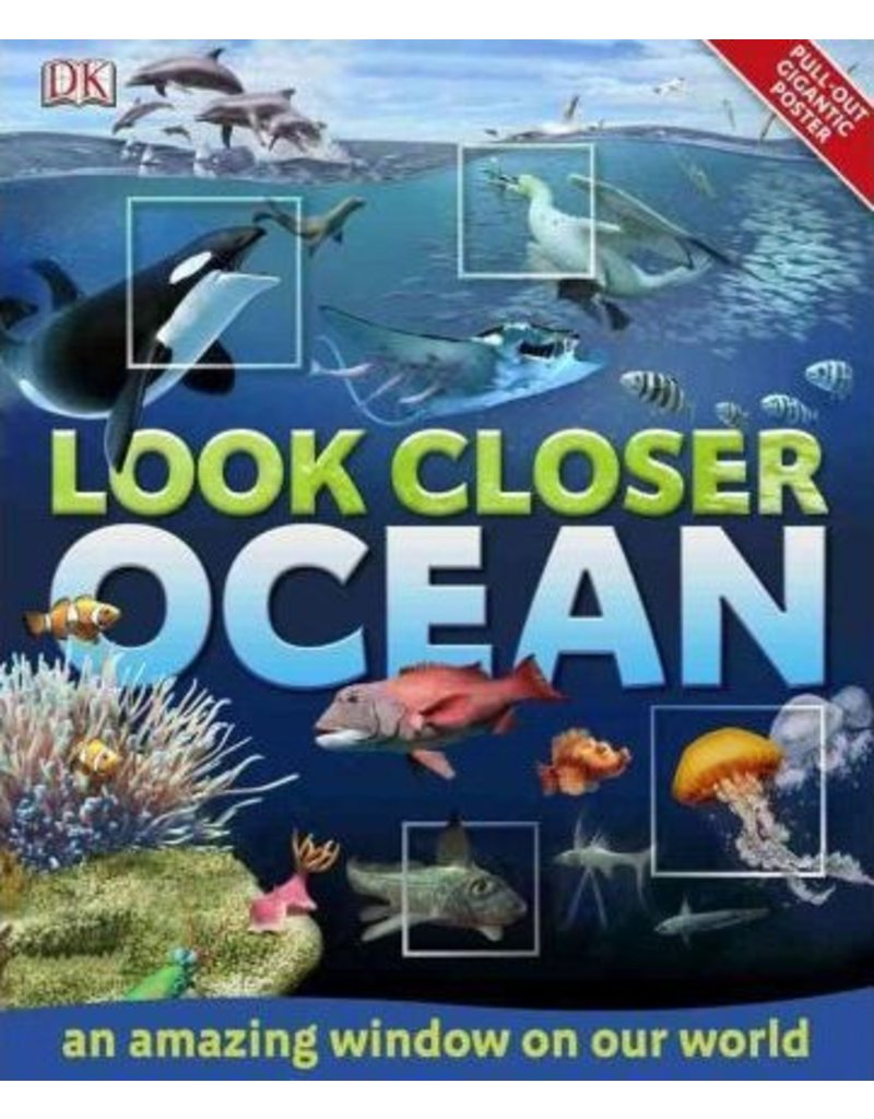 Books Look Closer Ocean