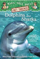 Books Fact Tracker Dolphins & Sharks
