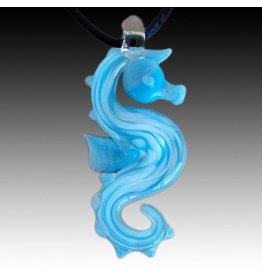 Jewelry Glass Seahorse