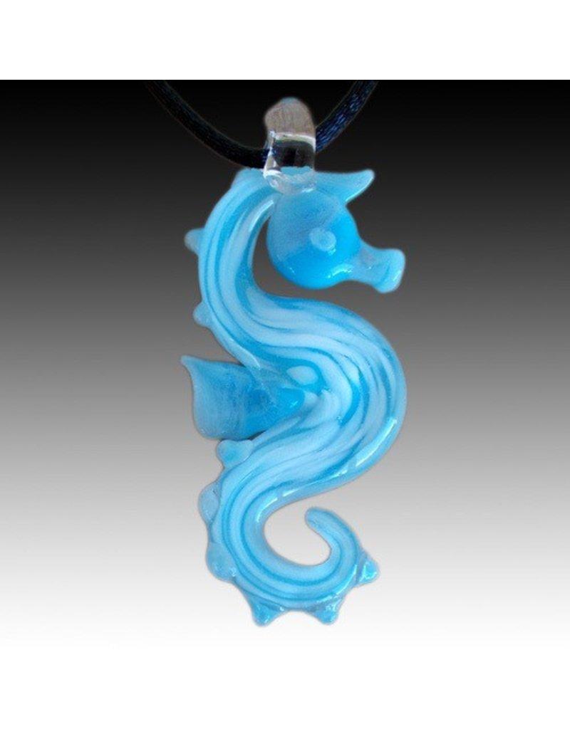 Jewelry Glass Seahorse
