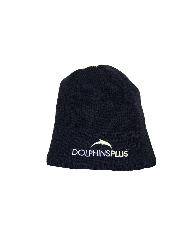 Apparel & Accesories Navy Knit Beanie