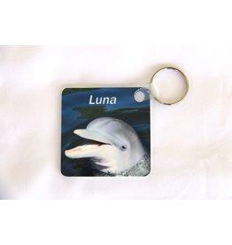 Souvenirs Luna Key Chain
