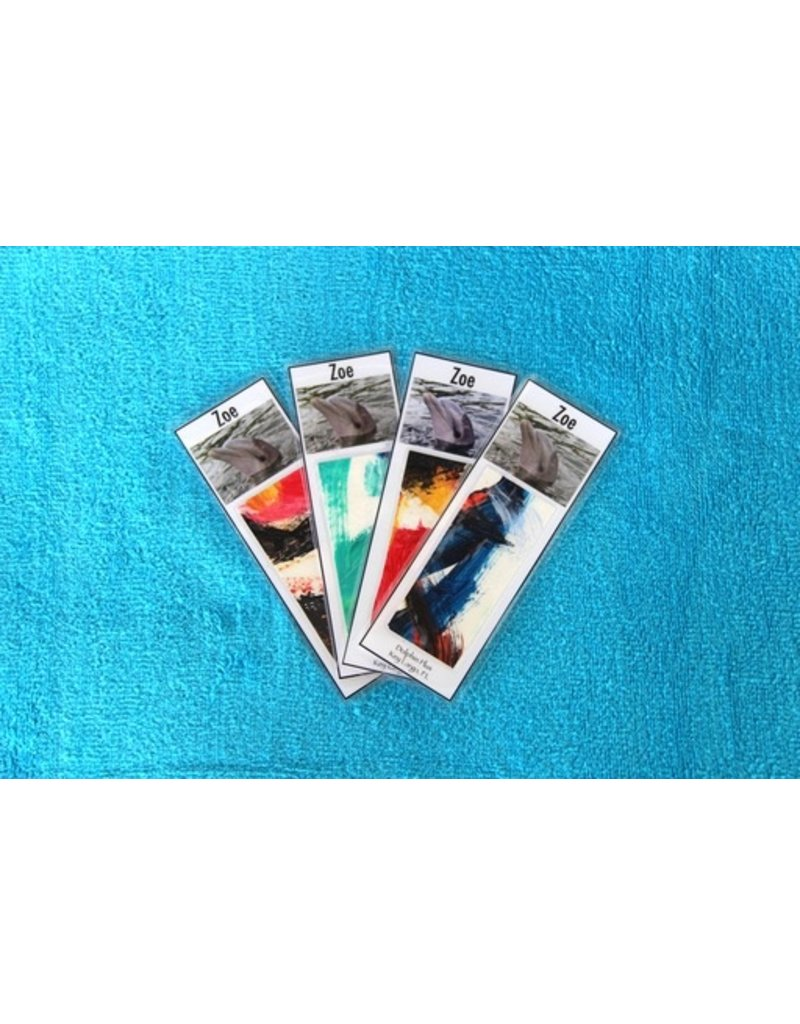 Gallery Zoe Painted Bookmark