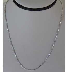 """Jewelry 18"""" Sterling Silver Necklace"""