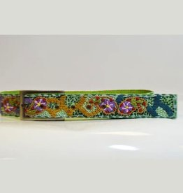 Art Studio Belt Paisley Green 7675