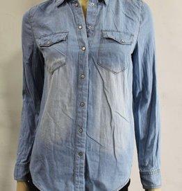 L/S Pocket Soft Denim Shirt