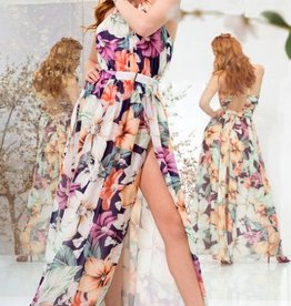 Miss Me In Full Bloom Maxi Dress