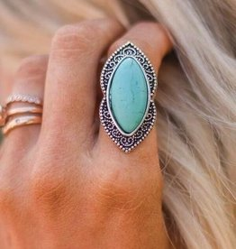 Assorted Turquoise Rings