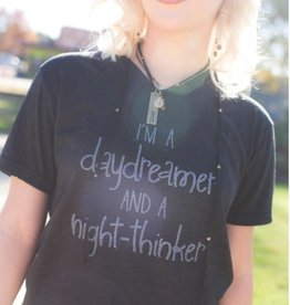 Bops I'm A Day Dreamer and A Night-Thinker V-Neck Tee