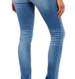Miss Me Step Hem Stretch Skinny Jeans