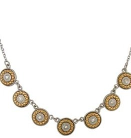 Daily Rounds Necklace by LOLO