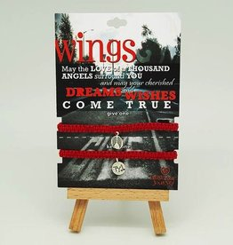 Trust Your Journey Wings Sharable Bracelet