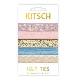 Kitsch Hair Ties Secret Garden
