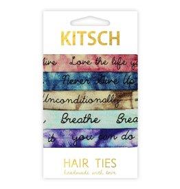 Kitsch Hair Ties Mantra