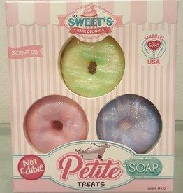 M.C. Sweets Petite Treats Mini Donuts Fancy Soaps