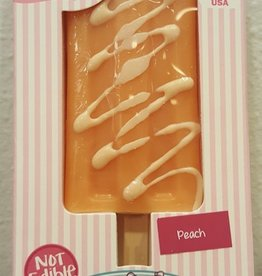 M.C. Sweets Popsicle Soap Peach