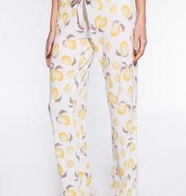 P.J. Salvage Playful Prints Lemons Pants