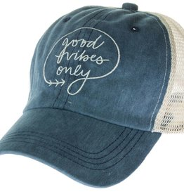 "Trucker Hat ""Good Vibes Only"""