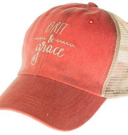 """Trucker Hat """"Grit & Grace"""""""