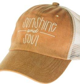 "Trucker Hat ""Sunshine and Soul"""