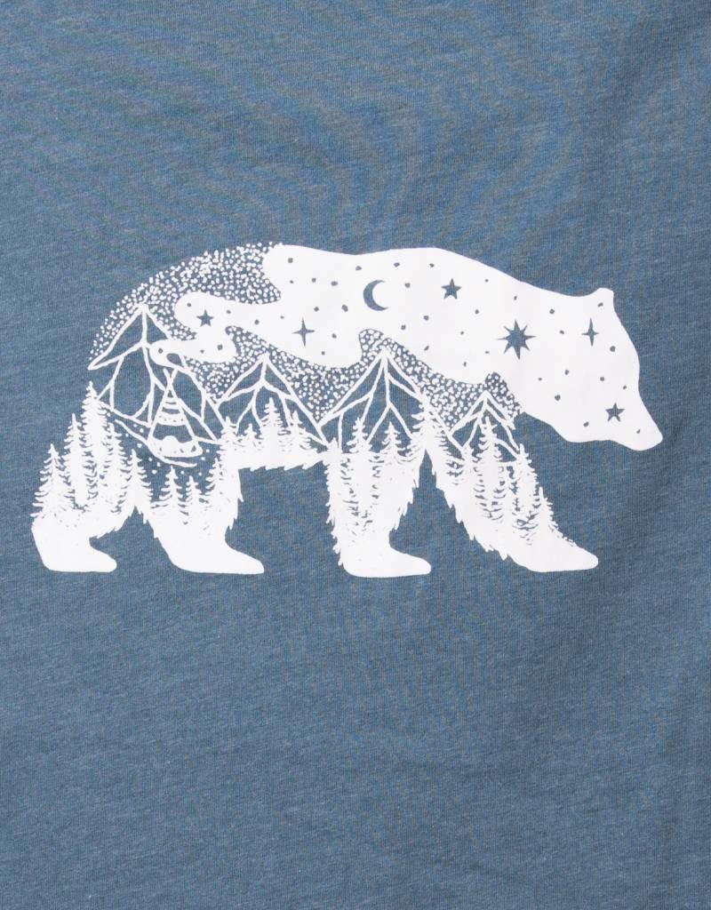 THREADWORK Mountain Bear Tee
