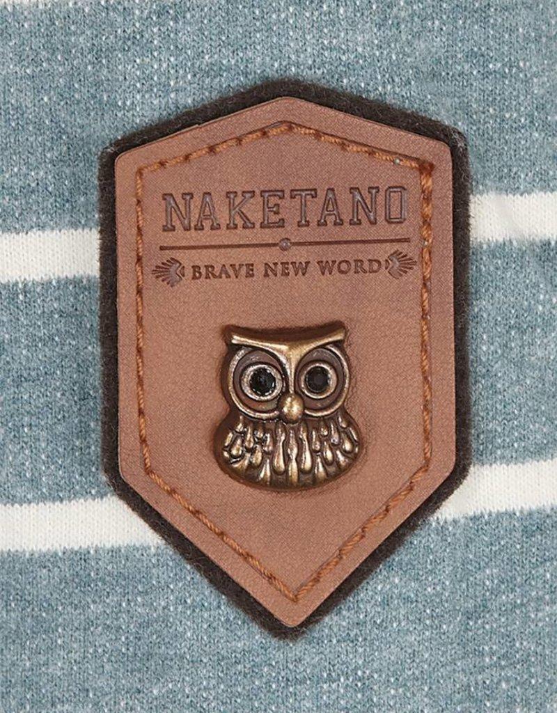 Naketano Blauer Sack