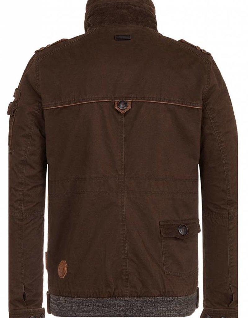 Naketano Lutschewitz Jacket - Brownie