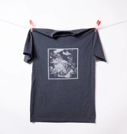 THREADWORK Mens Tee - Daily Grind Monochrome