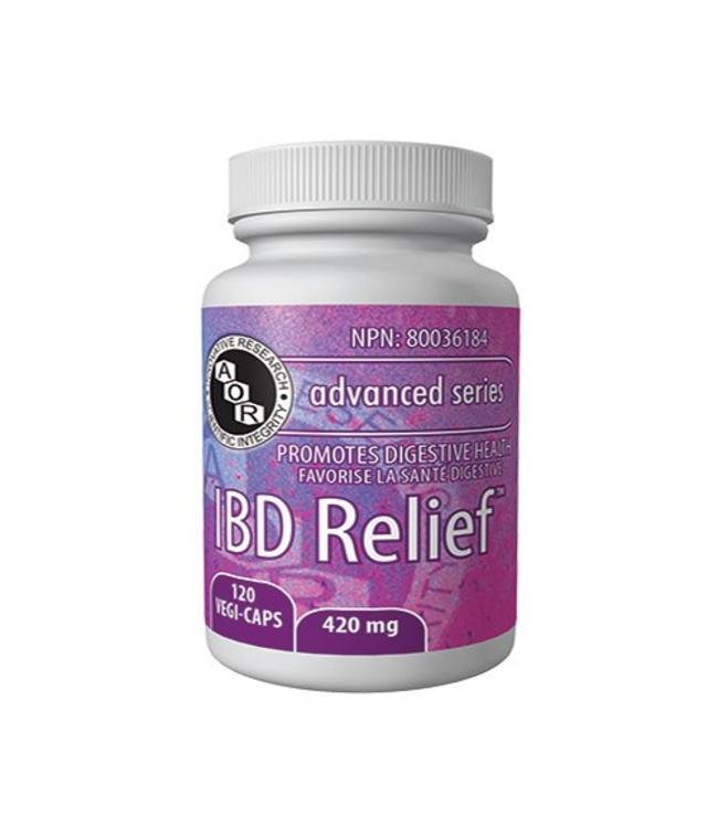 AOR IBD Relief 120 caps