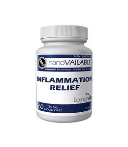AOR NanoVailable Inflammation Relief 60 cap